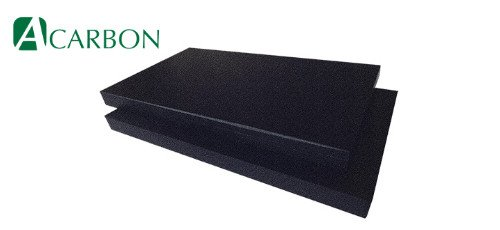 Activated Carbon Filter Sheet